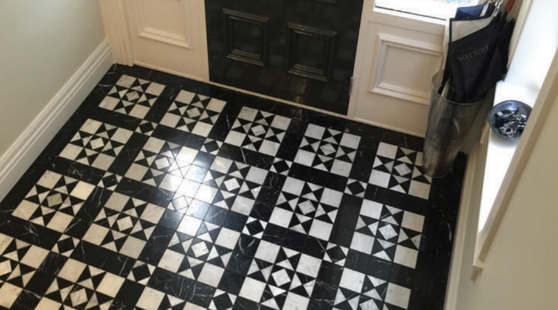 A beautiful Tiling Job Maven Partners managed